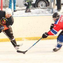 Начало хоккейного сезона
