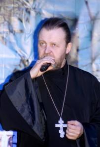Отец Андрей Кяйс-Золотой диплом