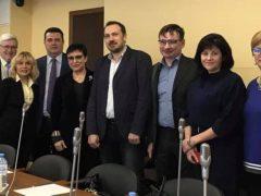 Переход на «цифру»: обсуждение в Госдуме