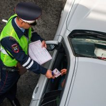 Массовые проверки водителей и пешеходов