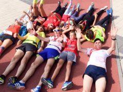Талицкие спортсмены на «Европе-Азии»