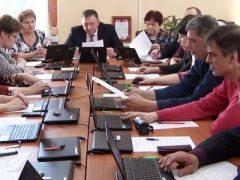 Заседание думы Талицкого городского округа