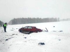В ДТП погиб пассажир