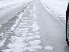 Автомобилистов предупреждают о гололеде на федеральных трассах