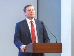Замгубернатора  Павел Креков: обстановка в Свердловской области абсолютно спокойная