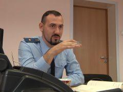 Прокурор принимает граждан в Горбуновском