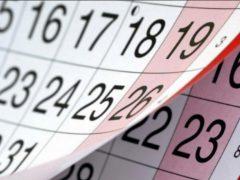 Стала известна продолжительность праздничных выходных в 2021 году
