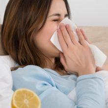 Растет заболеваемость пневмонией