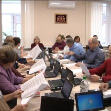 Какие вопросы рассмотрели депутаты на октябрьском заседании?