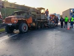 Два человека погибли в ДТП на Тюменском тракте
