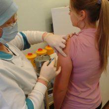 В Свердловской области за две недели привили от гриппа 25 % детей