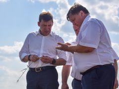 Евгений Куйвашев: сельхозпредприятия потеряли четверть урожая, ущерб превысил 4 млрд. рублей
