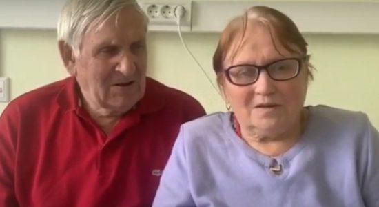 Медики вылечили от коронавируса пожилую пару из Талицы