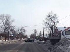 Сводка ГИБДД за январь