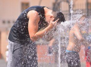 Аномальная жара в регионе: как это пережить