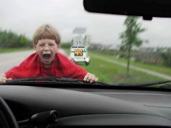ДТП на Талицких дорогах — пострадали дети