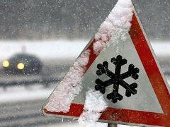 Госавтоиспекция предупредила о гололеде на дорогах региона