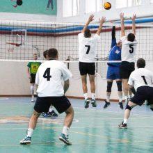 Волейбол на приз Главы и не только — новости спорта