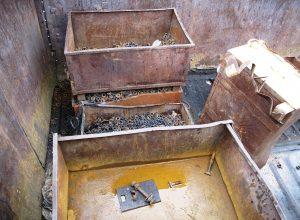 Сотрудниками транспортной полиции в Талице пресечена кража более тонны металлолома