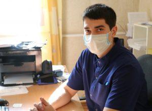 В Талицкой центральной районной больнице кадровое пополнение