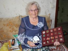 Галина Ведерникова едет на «Поле чудес»