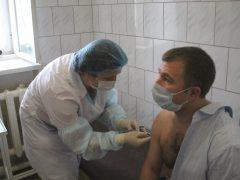 В Талице стартовала вакцинация от коронавируса