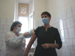 Пятьсот жителей Талицкого ГО поставили прививку от коронавируса