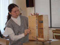 «Пятая» школа выпускает школьников, разбирающихся в электричестве, и не только
