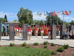 Сквер памяти, культурного отдыха и теплых встреч