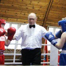 Памятный октябрь для боксеров