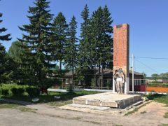 Реконструкция памятника будет завершена