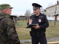 Полицейские Талицы проводят беседы с гражданами по профилактике ЧП на водных объекта