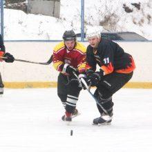 Выход на лед: в Талице открыли хоккейный сезон