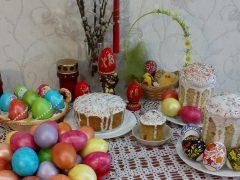 К покраске готовы: Таличане ждут Пасху