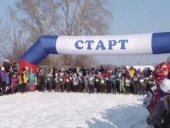 Лыжня России-2015