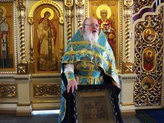 Ушел из жизни наш земляк Отец Владимир Зязев