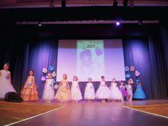 Очаровательные «малышки» на большой сцене