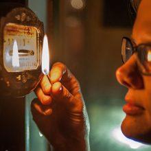 В Первомайские выходные 30 раз отключали электричество