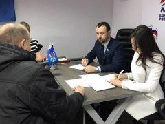 В Талице открылась общественная приемная депутата ЗакСО