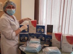 Талицкая больница получила гуманитарную помощь
