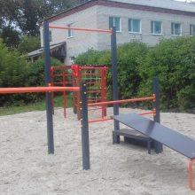 Фонд Шипулина подарил спортивную площадку