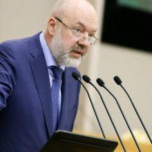 Крашенинников назвал историческим решение о дне голосования по Конституции