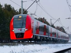 С 13 декабря РЖД вводит новый график движения поездов