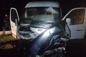 На автодороге Талица-Бутка произошло ДТП, есть пострадавшие