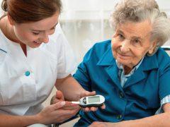 Свердловские медики обследовали талицких диабетиков