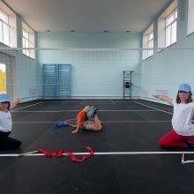 Физкульт, ура! В Беляковской школе отремонтировали спортзал