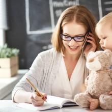 Пособие по уходу за детьми от 1,5 до 3 лет приравняют к прожиточному минимуму ребёнка