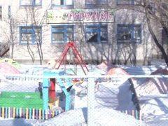 Детский садик «Теремок» украшает двор