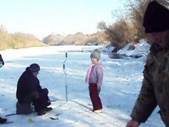 Акция «Осторожно тонкий лед!»