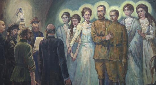 «Россия небесная»: выставка Филиппа Москвитина в Талице